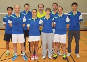 Team Hofheim 2 10-10-15