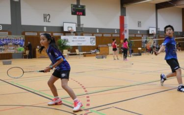 Hallensetting HBV-Jugendmeisterschaft 9-20